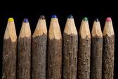Vintage Pencils — Stock Photo