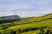 Cotopaxi volcano, Ecuador. — Stock Photo