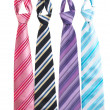 Ties with stripes — Stock Photo #25851359