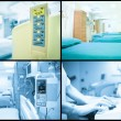 Stock Photo: Medical equipment set