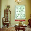 Stock Photo: Classical interior room