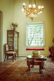Classical interior room — Stock Photo