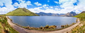 Lago mojanda, ecuador — Foto de Stock