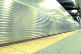 Times Square Subway Station, New York City — Foto Stock