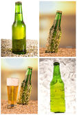 Set di birra — Foto Stock