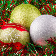 Stock Photo: Christmass decorations