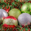 Christmass decorations — Stock Photo