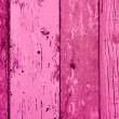 Pink color wood plank texture, background — 图库照片