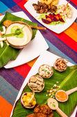 Ecuador food — Stock Photo