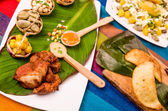 Ecuador food — Stock Photo