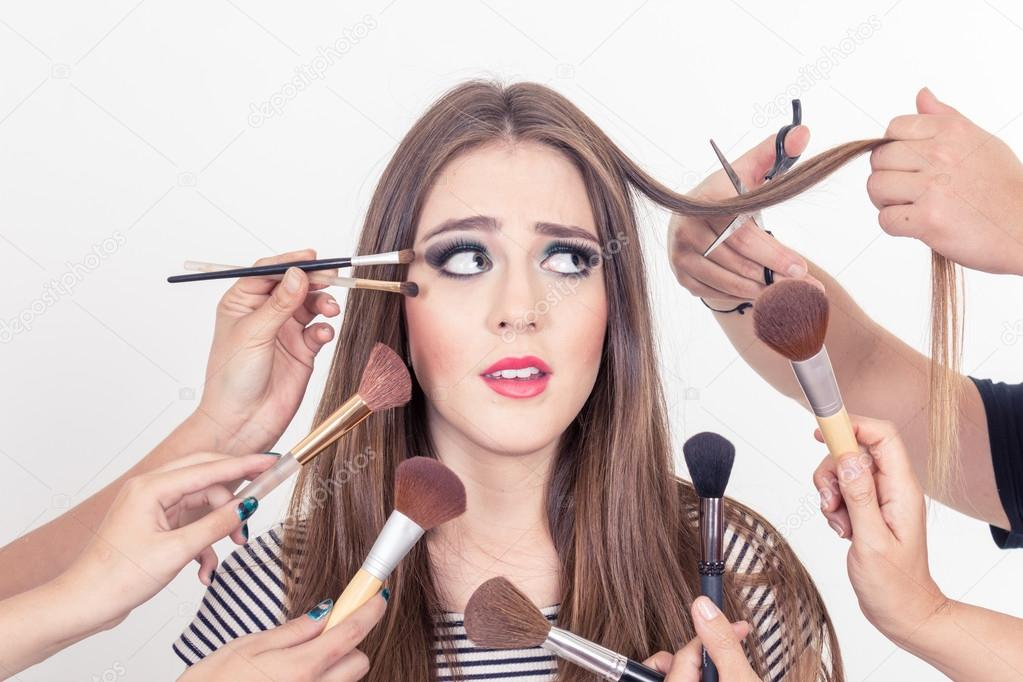 Where to get your makeup done