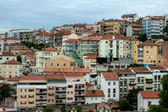 Houses of Coimbra, Portugal — Stock Photo