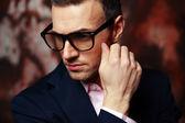 Handsome man — Stock fotografie