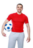 Sportive man — Stock Photo