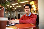 Güzel öğrenci — Foto de Stock