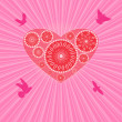 Valentine Background — Vector de stock #19712969