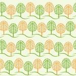 Tree and foliage — Stock Vector #30221077