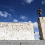 Cuba revolution Che Guevara memorial — Stock Photo #42711711