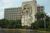 Plaza de la Revolucion in Havana, Cuba — Stock Photo