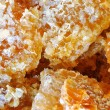 Honeycomb closeup - Stock Photo