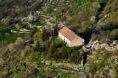 Casa típica montenegrino — Foto Stock