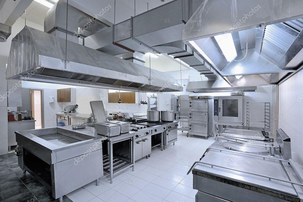 Commercial kitchen stock photo sevaljevic 43147685 for Kichan photo