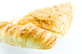 Puff pastry — Stock Photo