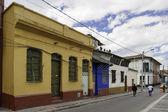 Street of Bogota, Colombia — Stock Photo