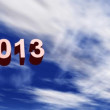 Stock Video: Happy new year 2013
