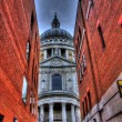 Saint Paul's Cathedral London — Stock Photo