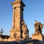 Alexander III Bridge in Paris — Stock Photo