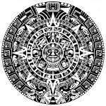 Mayan calendar — Stock Vector #19204147