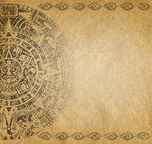 Calendário maia — Foto Stock