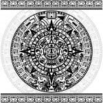 Mayan calendar — Stock Vector #28139379