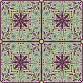Islamic pattern — Vector de stock