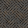 Precision Seamless Texture Metal — Stock Photo