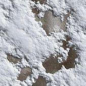 Naadloze textuur winter land — Stockfoto