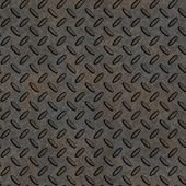 Precision Seamless Texture Metal high-resolution 25 megapixels — Stock Photo