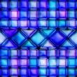 Seamless Texture abstract squares - Stock Photo