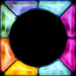 Stained-glass window — Stock Photo #15687809