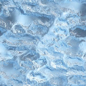 Seamless Texture ice land — Stock Photo