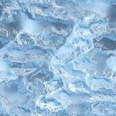 Seamless Texture ice land — Stock Photo