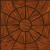бесшовные текстуры древесины ламинат — Стоковое фото