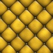 Divano imbottito in pelle di seamless texture — Foto Stock