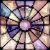 Formas geométricas abstratas de textura sem emenda — Foto Stock