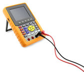 Digital Multimeter - Stock Image — Stock Photo