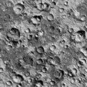 Bezešvá textura povrchu měsíce — Stock fotografie