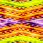 Smidig konsistens av abstrakt ljusa glänsande färgglada geometriska former — Stockfoto