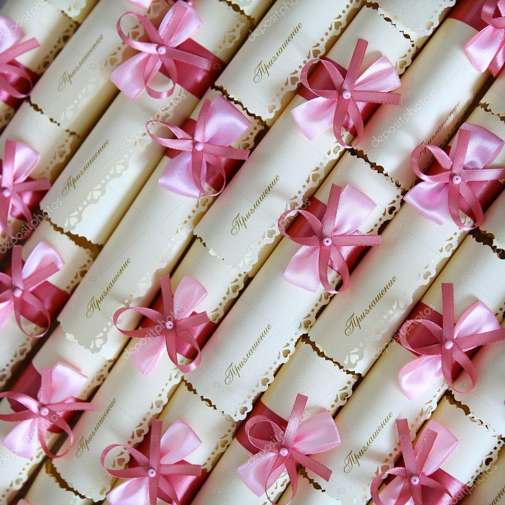 Свадебные свитки своими руками