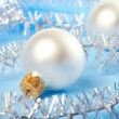 Christmas background. - Stock Photo
